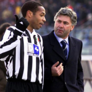 Ancelotti & Henry