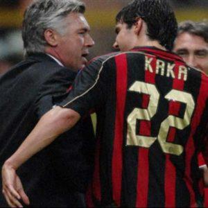 Ancelotti & Kaka