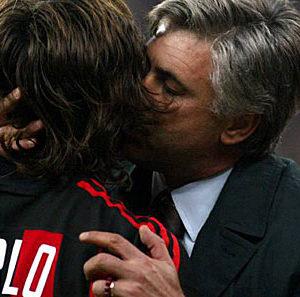 Ancelotti & Pirlo
