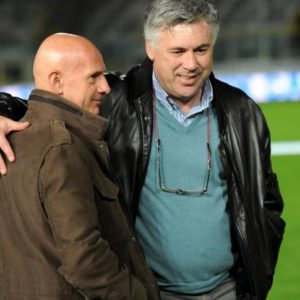 Ancelotti & Arrigo Sacchi