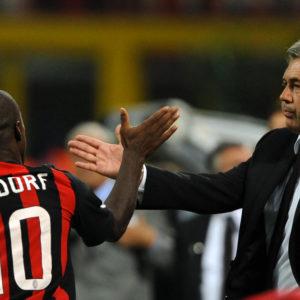 Ancelotti & Seedorf