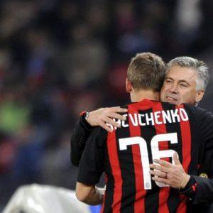 Ancelotti & Shevchenko
