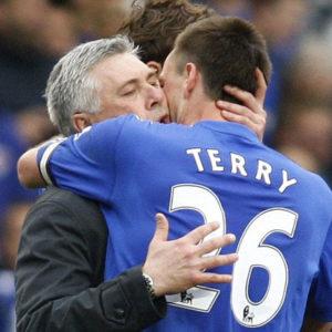 Ancelotti & Terry