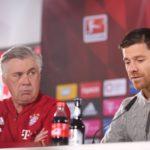 Xabi Alonso Comparte Protagonismo Con Ancelotti En La Previa Del Bayern Vs Eintracht