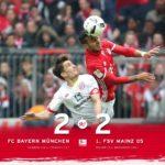 El Bayern Lo Intentó Sin Suerte Ante El Mainz