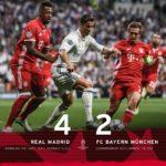 El Bayern Tuvo En Vilo Al Madrid Y Estuvo A Un Paso De Remontar