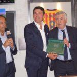 Carlo Ancelotti Premiado En El Memorial Niccolo Galli
