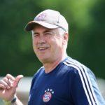 Ancelotti, Listo Para El Asalto A Su Segunda Bundesliga Con El Bayern