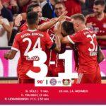 El Bayern Arranca Con Victoria La Bundesliga