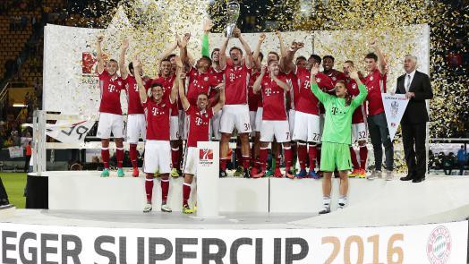 Llegó Y Venció: Ancelotti Se Estrena Haciendo Supercampeón Al Bayern De Múnich (0-2)
