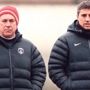 Ancelotti & Crespo