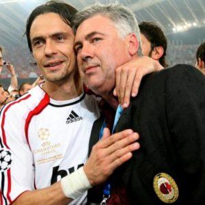 Ancelotti & Inzaghi