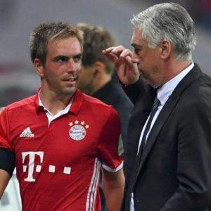 Ancelotti & Lahm
