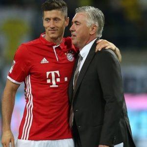 Ancelotti & Lewandoski