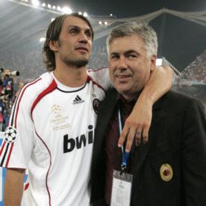 Ancelotti & Maldini