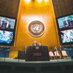 Ancelotti Invitado De Honor En La ONU En El Foro Change World Model United Nations