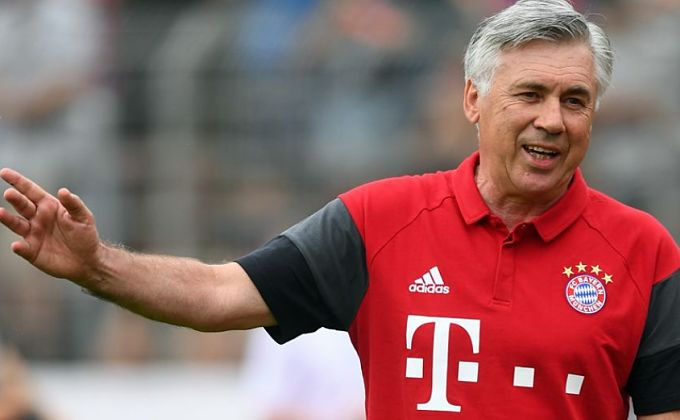 Ancelotti felicita al Bayern de Múnich por la conquista de la Bundesliga